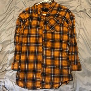 H&M flannel with pocket